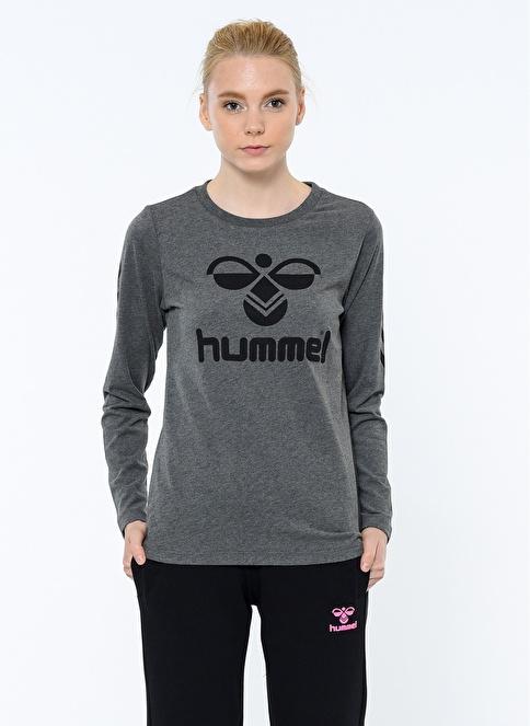 Hummel Uzun Kollu Tişört Renkli